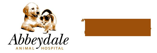 Logo for Abbeydale Animal Hospital St. Thomas, Ontario