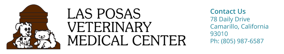 Logo for Las Posas Veterinary Medical Center